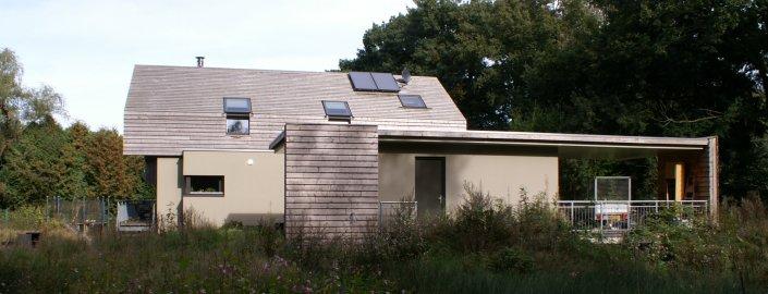 ecologische luxe villa